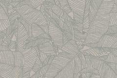 36633-2 cikkszámú tapéta.Absztrakt,különleges felületű,rajzolt,természeti mintás,barna,szürke,lemosható,vlies tapéta