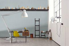 36761-3 cikkszámú tapéta.Egyszínű,különleges felületű,szürke,lemosható,illesztés mentes,vlies tapéta