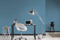 36761-4 cikkszámú tapéta.Egyszínű,különleges felületű,kék,lemosható,illesztés mentes,vlies tapéta
