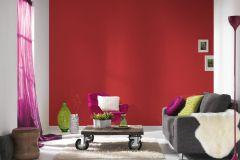 35566-4 cikkszámú tapéta.Egyszínű,különleges felületű,piros-bordó,gyengén mosható,illesztés mentes,vlies tapéta