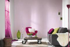 35566-6 cikkszámú tapéta.Egyszínű,gyerek,különleges felületű,pink-rózsaszín,gyengén mosható,illesztés mentes,vlies tapéta