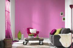 35566-7 cikkszámú tapéta.Egyszínű,gyerek,különleges felületű,pink-rózsaszín,gyengén mosható,illesztés mentes,vlies tapéta