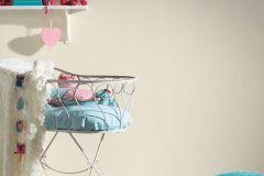 35566-9 cikkszámú tapéta.Egyszínű,gyerek,különleges felületű,bézs-drapp,gyengén mosható,illesztés mentes,vlies tapéta
