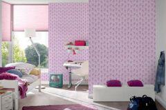 35863-3 cikkszámú tapéta.Gyerek,különleges felületű,különleges motívumos,pink-rózsaszín,gyengén mosható,illesztés mentes,vlies tapéta