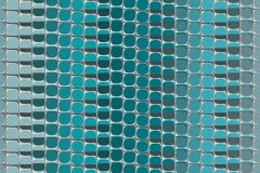 32727-2 cikkszámú tapéta.3d hatású,geometriai mintás,különleges motívumos,szürke,türkiz,súrolható,vlies tapéta
