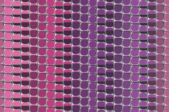 32727-3 cikkszámú tapéta.3d hatású,geometriai mintás,különleges motívumos,fehér,fekete,lila,pink-rózsaszín,súrolható,vlies tapéta