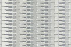32727-4 cikkszámú tapéta.3d hatású,geometriai mintás,különleges motívumos,fehér,szürke,súrolható,vlies tapéta