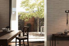 36331-3 cikkszámú tapéta.Fa hatású-fa mintás,különleges felületű,barna,bézs-drapp,fehér,súrolható,vlies tapéta