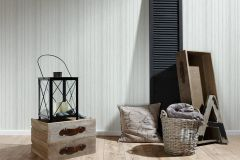 36333-1 cikkszámú tapéta.Fa hatású-fa mintás,különleges felületű,fehér,szürke,súrolható,illesztés mentes,vlies tapéta