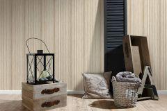 36333-2 cikkszámú tapéta.Fa hatású-fa mintás,különleges felületű,bézs-drapp,súrolható,illesztés mentes,vlies tapéta
