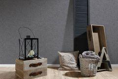 36372-1 cikkszámú tapéta.Kőhatású-kőmintás,különleges felületű,ezüst,szürke,súrolható,illesztés mentes,vlies tapéta