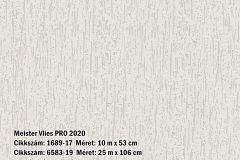 1689-17 cikkszámú tapéta.Festhető,lemosható,illesztés mentes,vlies tapéta