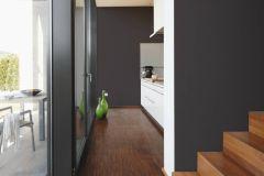 36899-3 cikkszámú tapéta.Egyszínű,különleges felületű,fekete,lemosható,illesztés mentes,vlies tapéta