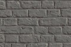36912-1 cikkszámú tapéta.Konyha-fürdőszobai,kőhatású-kőmintás,különleges felületű,szürke,súrolható,vlies tapéta