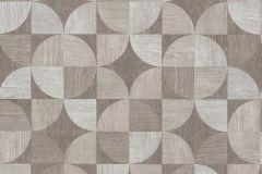36913-3 cikkszámú tapéta.Fa hatású-fa mintás,geometriai mintás,különleges felületű,bézs-drapp,szürke,súrolható,vlies tapéta