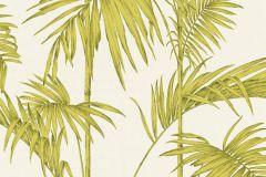 36919-4 cikkszámú tapéta.Különleges felületű,természeti mintás,fehér,zöld,súrolható,vlies tapéta