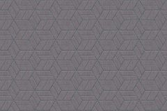 36920-2 cikkszámú tapéta.Csillámos,geometriai mintás,különleges felületű,barna,ezüst,lila,szürke,lemosható,vlies tapéta
