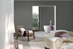 36922-3 cikkszámú tapéta.Egyszínű,különleges felületű,textilmintás,szürke,súrolható,illesztés mentes,vlies tapéta