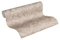 36927-5 cikkszámú tapéta.Különleges felületű,természeti mintás,arany,barna,bézs-drapp,súrolható,vlies tapéta