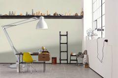 36932-1 cikkszámú tapéta.Egyszínű,különleges felületű,fehér,súrolható,illesztés mentes,vlies tapéta