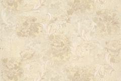 30670-5 cikkszámú tapéta.Barokk-klasszikus,virágmintás,barna,bézs-drapp,súrolható,vlies tapéta