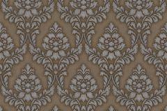 32425-1 cikkszámú tapéta.Barokk-klasszikus,barna,szürke,súrolható,vlies tapéta