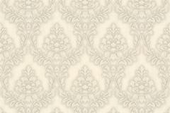 32425-4 cikkszámú tapéta.Barokk-klasszikus,bézs-drapp,vajszínű,súrolható,vlies tapéta
