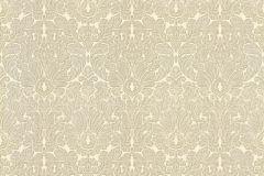 33320-3 cikkszámú tapéta.Barokk-klasszikus,bézs-drapp,vajszínű,súrolható,vlies tapéta