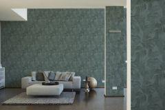 37396-3 cikkszámú tapéta.Természeti mintás,zöld,lemosható,vlies tapéta