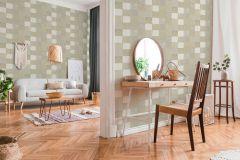 37406-4 cikkszámú tapéta.Konyha-fürdőszobai,marokkói ,bézs-drapp,vajszín,súrolható,vlies tapéta