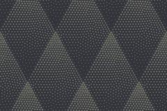37419-3 cikkszámú tapéta.3d hatású,arany,fekete,súrolható,vlies tapéta