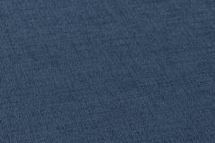 37431-3 cikkszámú tapéta.Egyszínű,textilmintás,kék,súrolható,illesztés mentes,vlies tapéta