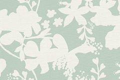 30274-1 cikkszámú tapéta.Virágmintás,bézs-drapp,kék,zöld,súrolható,vlies tapéta