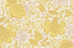 30275-1 cikkszámú tapéta.állatok,virágmintás,arany,barna,sárga,súrolható,vlies tapéta
