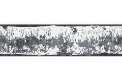 94325-2 cikkszámú tapéta.Fa hatású-fa mintás,különleges motívumos,rajzolt,természeti mintás,fekete,szürke,vlies bordűr