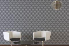 36310-1 cikkszámú tapéta.Különleges felületű,természeti mintás,ezüst,szürke,súrolható,vlies tapéta