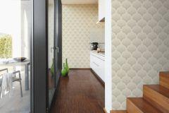 36310-3 cikkszámú tapéta.Különleges felületű,természeti mintás,bézs-drapp,fehér,súrolható,vlies tapéta
