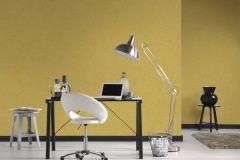 36313-3 cikkszámú tapéta.Egyszínű,különleges felületű,arany,súrolható,illesztés mentes,vlies tapéta