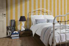 36718-2 cikkszámú tapéta.Csíkos,különleges felületű,textilmintás,bézs-drapp,sárga,lemosható,illesztés mentes,vlies tapéta