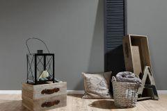 3459-81 cikkszámú tapéta.Egyszínű,különleges felületű,textil hatású,szürke,illesztés mentes,súrolható,vlies tapéta