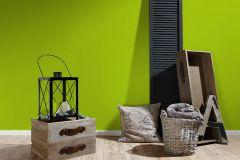 3462-16 cikkszámú tapéta.Egyszínű,gyerek,különleges felületű,textil hatású,zöld,súrolható,illesztés mentes,vlies tapéta