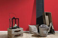 3462-30 cikkszámú tapéta.Dekor,egyszínű,különleges felületű,textil hatású,piros-bordó,súrolható,illesztés mentes,vlies tapéta