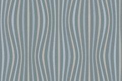 35597-4 cikkszámú tapéta.3d hatású,absztrakt,csíkos,különleges felületű,különleges motívumos,rajzolt,retro,bézs-drapp,kék,szürke,zöld,súrolható,vlies tapéta