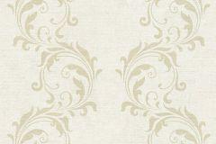 35832-1 cikkszámú tapéta.Barokk-klasszikus,különleges felületű,különleges motívumos,arany,bézs-drapp,súrolható,vlies tapéta