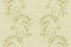 35832-2 cikkszámú tapéta.Különleges felületű,különleges motívumos,barokk-klasszikus,arany,súrolható,vlies tapéta
