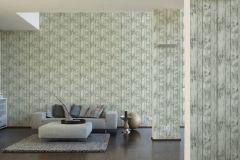 35867-1 cikkszámú tapéta.Fa hatású-fa mintás,különleges felületű,retro,fehér,szürke,súrolható,illesztés mentes,vlies tapéta