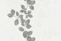 35891-1 cikkszámú tapéta.Különleges felületű,retro,természeti mintás,fehér,szürke,lemosható,vlies tapéta