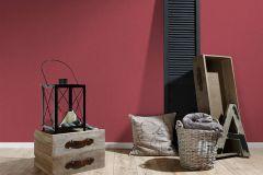 3590-56 cikkszámú tapéta.Egyszínű,különleges felületű,piros-bordó,lemosható,illesztés mentes,vlies tapéta