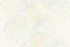 31998-3 cikkszámú tapéta.Természeti mintás,fehér,sárga,szürke,zöld,lemosható,illesztés mentes,vlies tapéta