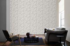 30418-1 cikkszámú tapéta.Barokk-klasszikus,fehér,szürke,súrolható,vlies tapéta